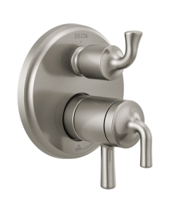 Kayra™ 2-Handle Monitor 17 Series Valve Trim With 3- Or 6- Setting Diverter In Chrome